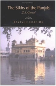 J. S. Grewal - The Sikhs of the Punjab