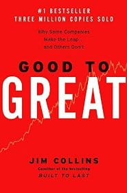 Jim Collins - Good to Great