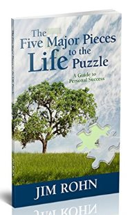 Jim Rohn - The Five Major Pieces of the Life Puzzle