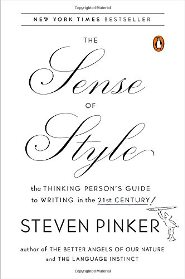 Steven Pinker – The Sense of Style