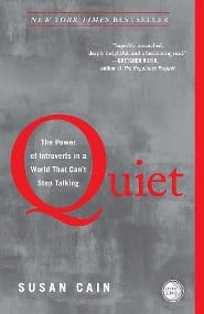 Susan Cain - Quiet, the Power of Introverts In A World That Can't Stop Talking