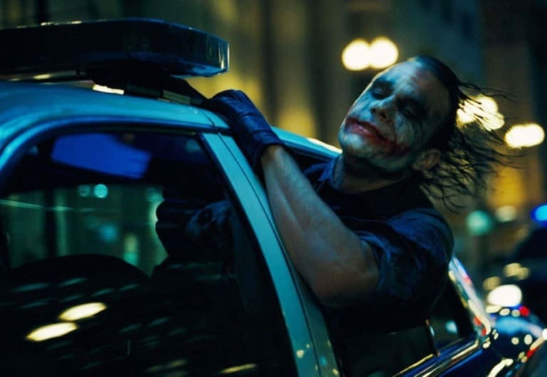 The Joker - Dark Knight