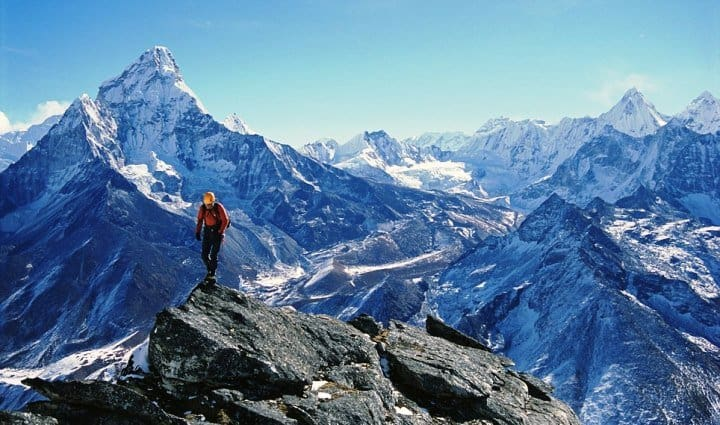 trekking-in-the-mountains