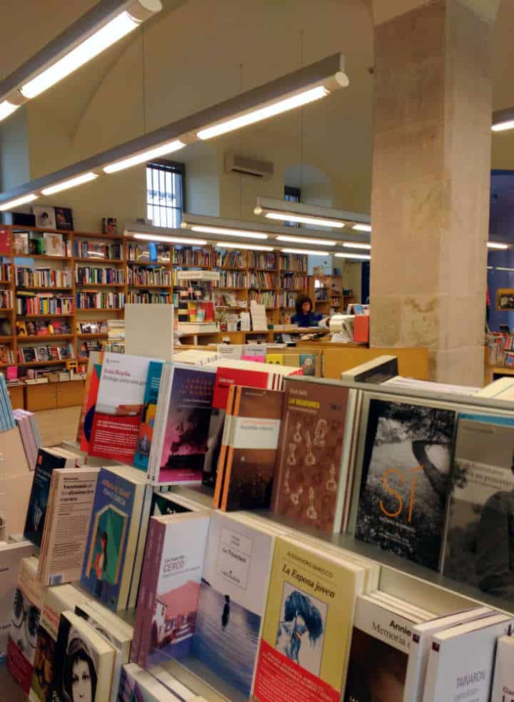 Laie CCCB Bookstore Barcelona