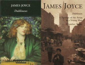 joyce dubliners in spanish and english