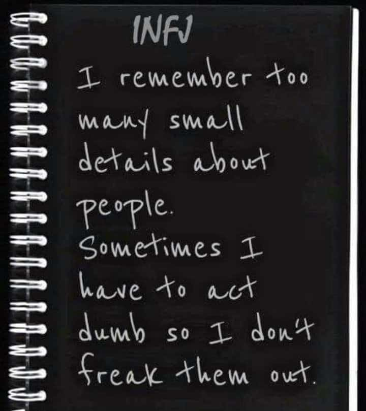 infj quote about