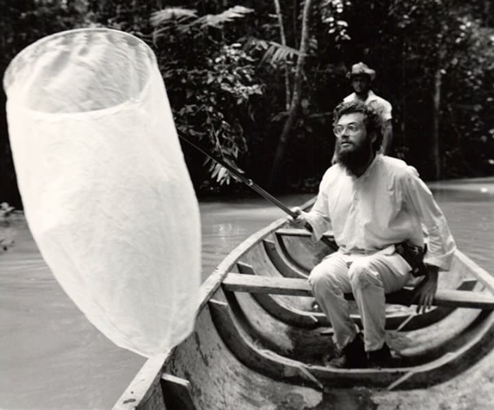 terence mckenna in the amazon jungle