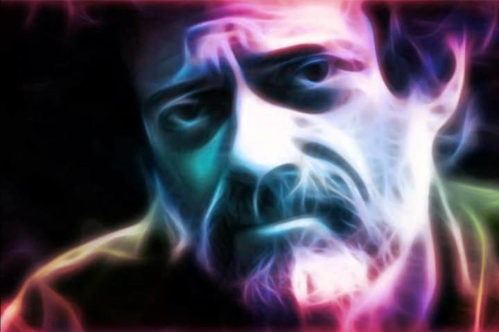 terence mckenna psychedelic art