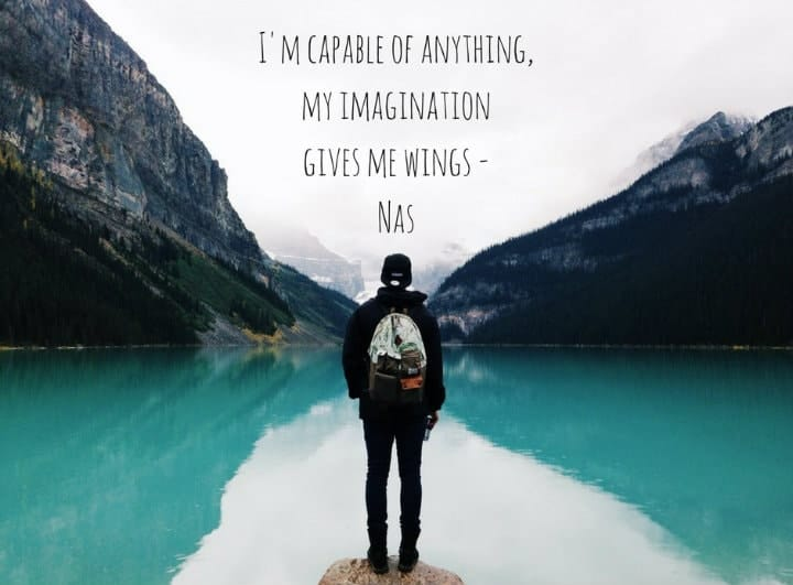 facing a mountain motivational quote