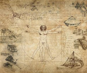 masterful sketch by leonardo da vinci