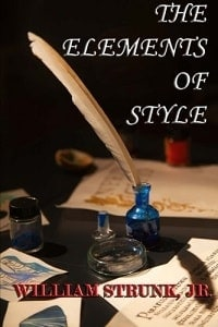 6. The Elements of Style - William Strunk Jr.
