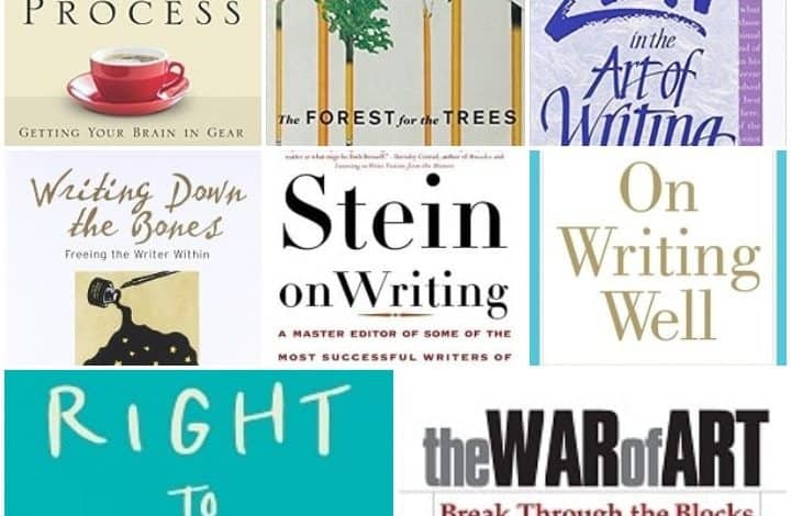 20 Best Books About Writing Of All Time