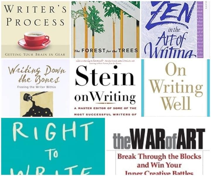 writing-books covers