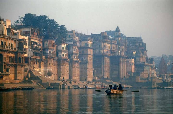 ganges travel in india