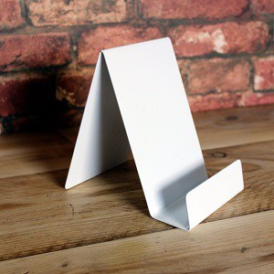 industrial luxe book stand