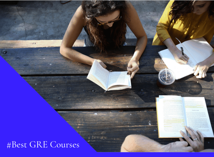 best gre courses featured graphic