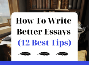 how to write better essays 1
