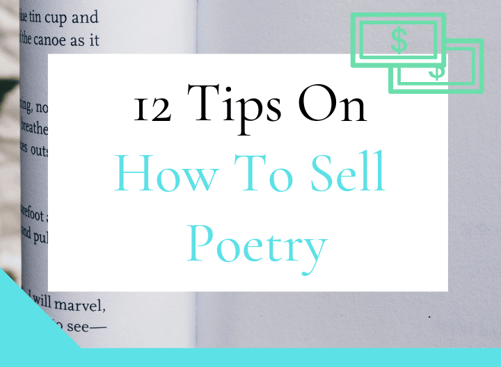 12 Tips On How To Sell Poetry - featured image