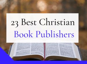 23 best christian publishers featured graphic