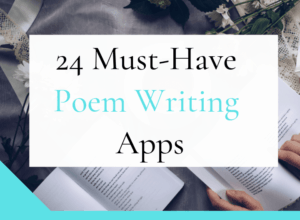 24 Must-Have Poem Writing Apps - featured image