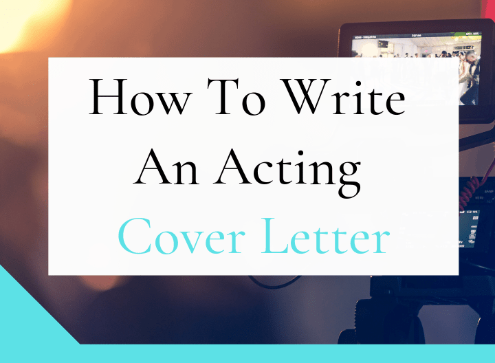 acting cover letter featured image