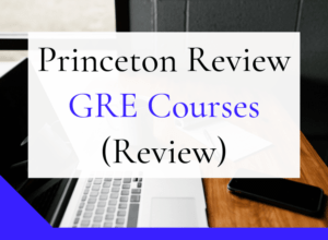 princeton review gre courses review featured image