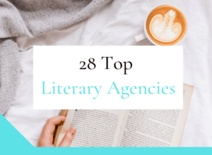 28 Top Literary Agencies - featured image