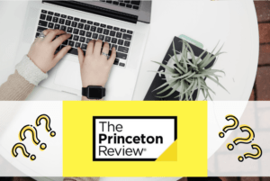 a review of princeton review - featured graphic