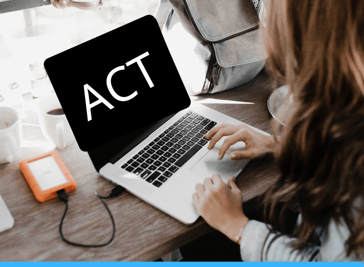 act online courses - featured graphic