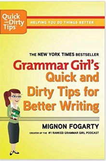 grammar girl's quick and dirty tips