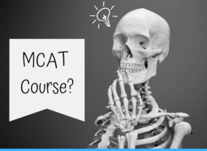 mcat course - funny featured graphic