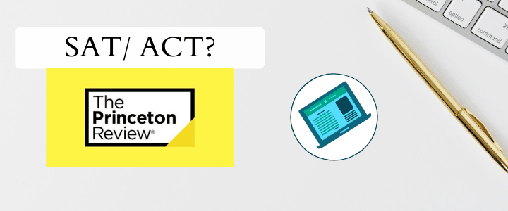 princeton review sat act