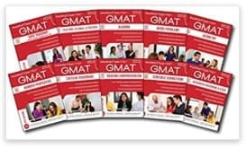 gmat strategy guide set