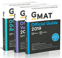 gmat official guide from gmac