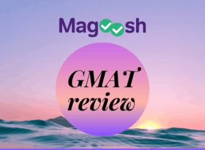 magoosh gmat review - featured graphic