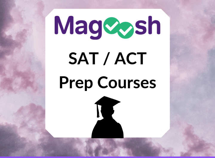Magoosh Online Test Prep Support Website