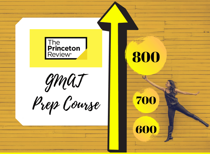 princeton review gmat course - featured image