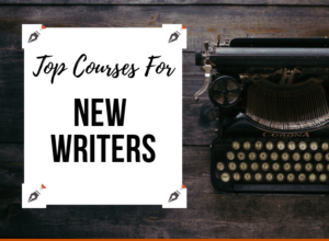 top online courses for new writers - featured image