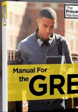 tpr manual for the gre