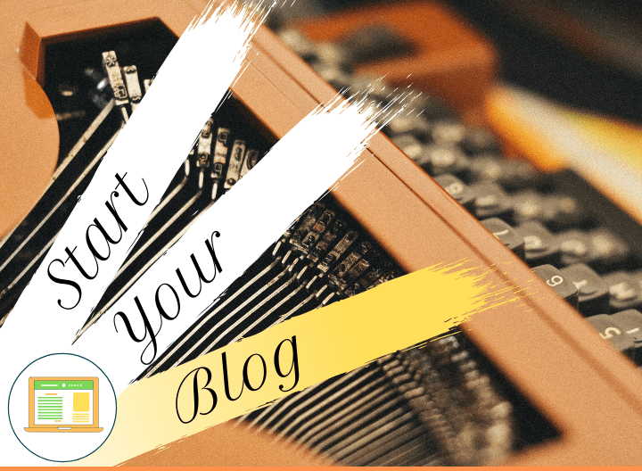 how to start writing your blog - featured image