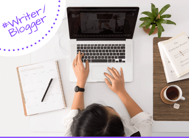 best laptops for writers and bloggers - featured image