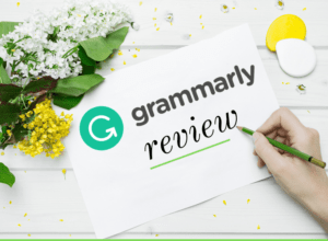 grammarly review - featured image