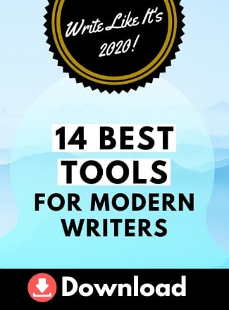 14 Tools For Modern Writers