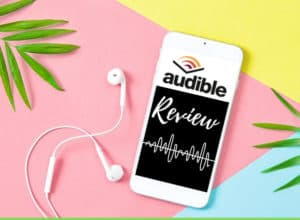 audible review - featured image