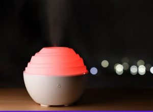 humidifier red color - featured image