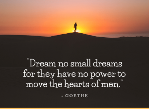 making moves quote by goethe - featured image