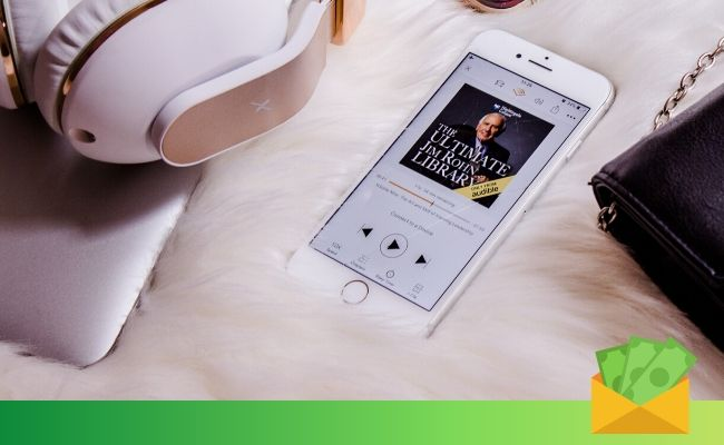 10. Sell your audiobook on Audible