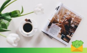 35. Get paid to write for magazines and journals