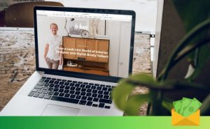 7. Create your own freelance writing website