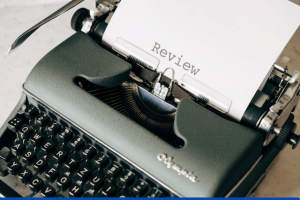 typewriter with review
